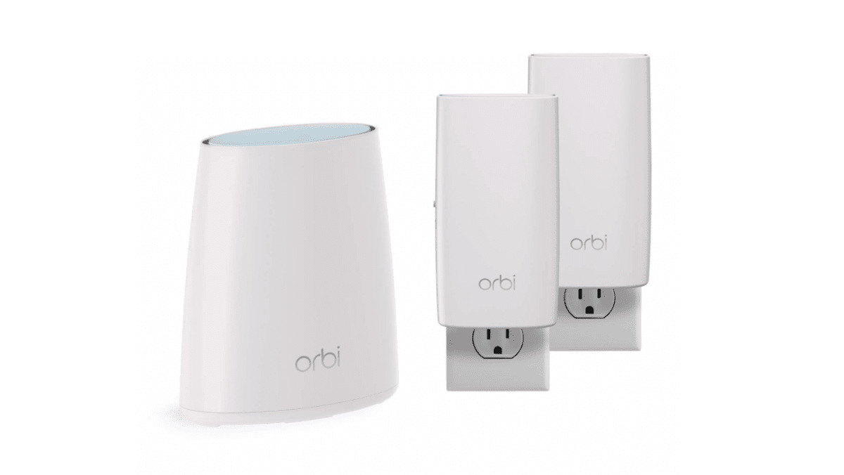 Deal of the Day: Netgear Mesh Wi-Fi Wall Plugs