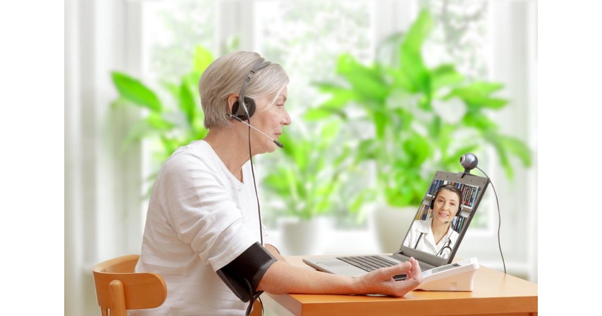 Health Monitoring remotely.