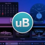 uBar 4 Toolbar, a Dock Replacement for Mac: $15