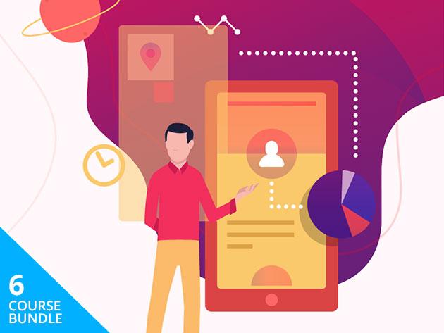 The Ultimate Mobile App Development Certification Bundle: $41