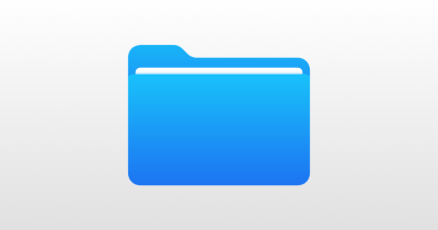 Image of apple folder