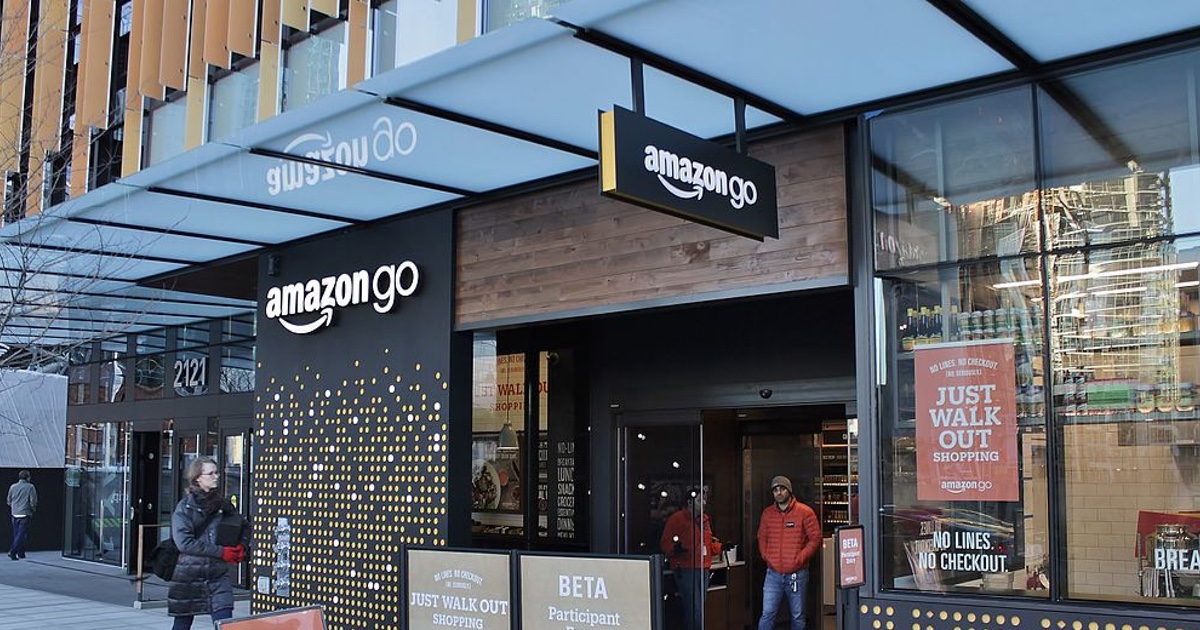 First Amazon Go Store Accepting Cash Opening in NYC