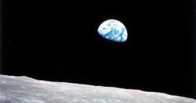 Earthrise - via NASA