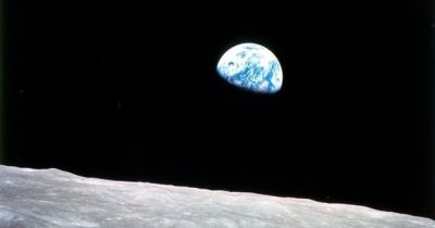 Earthrise - via NASA