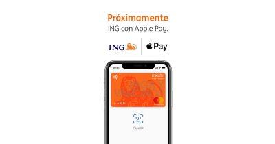 ING Apple Pay