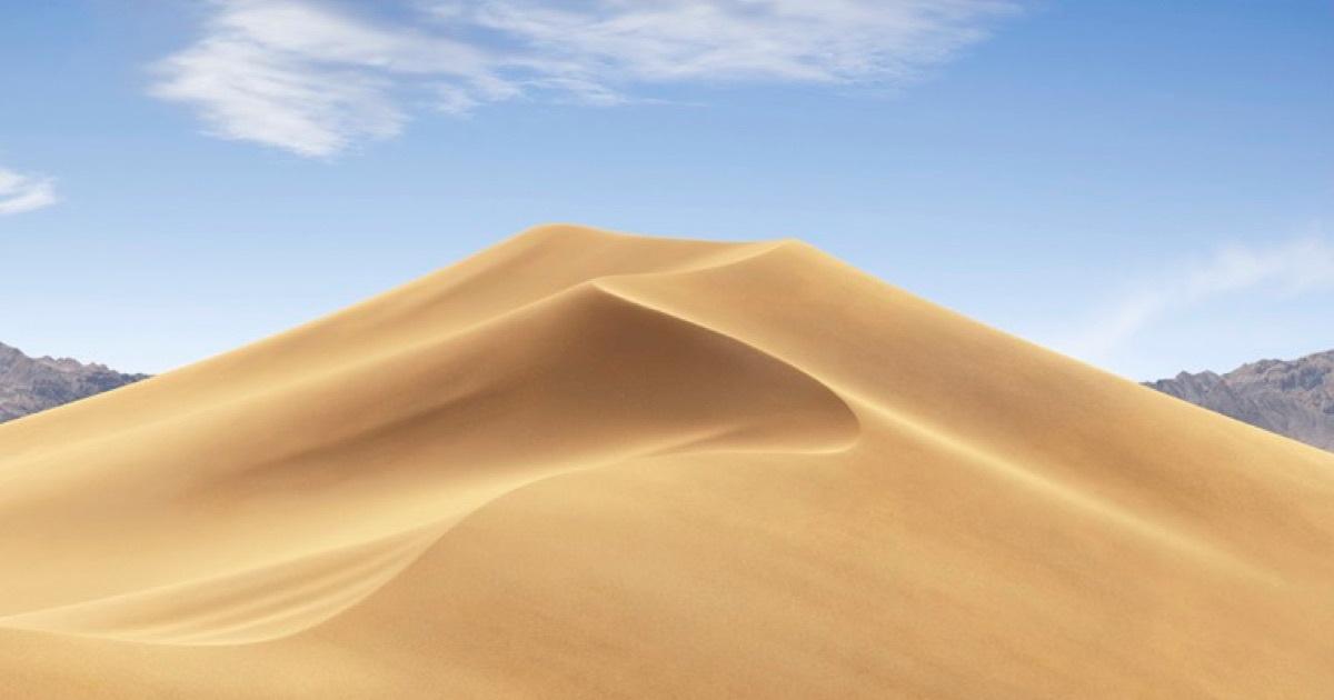 Mojave Desktop