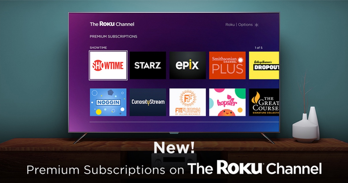 Apple Should Be Buying Roku