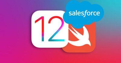 Salesforce iOS