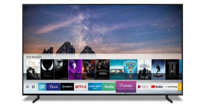 Samsung TV AirPlay