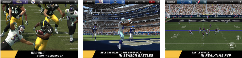 Madden NFL Overdrive Football for iOS