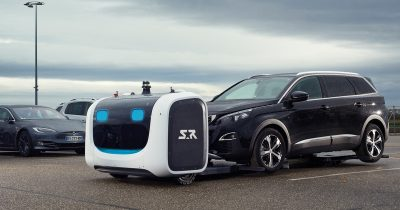 Stan Car Parking Robots