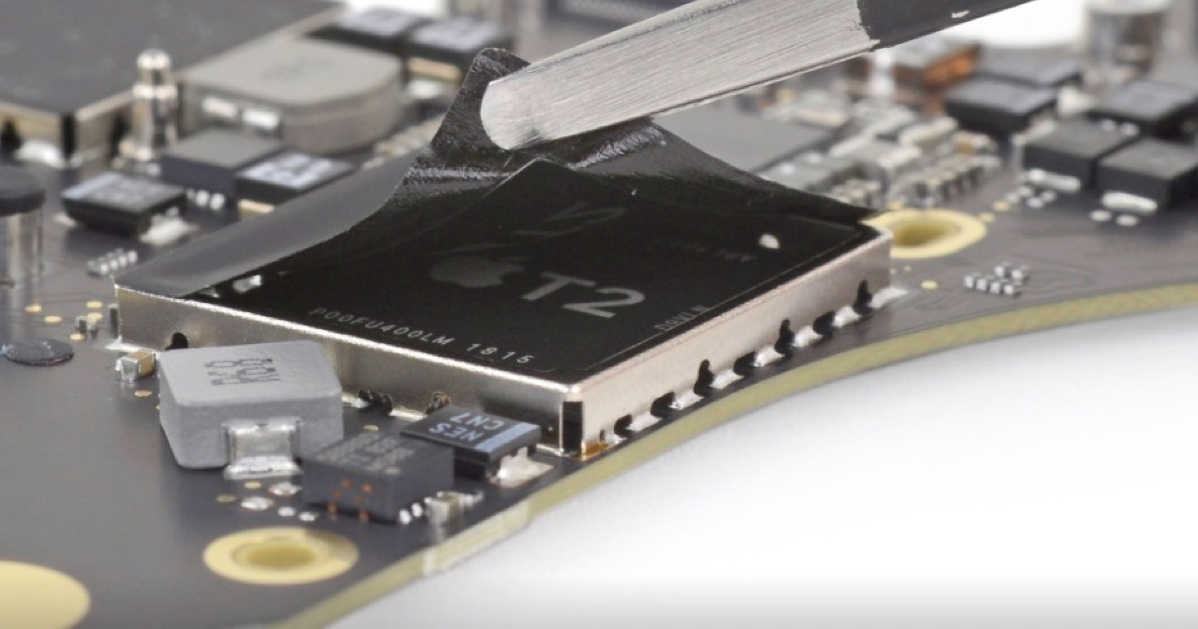 T2 Chip Makes a Big Difference When Encoding Video