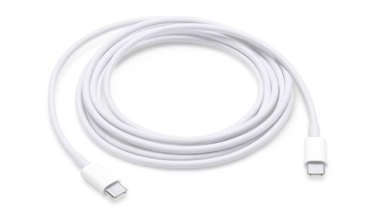 image of apple USB-c cable