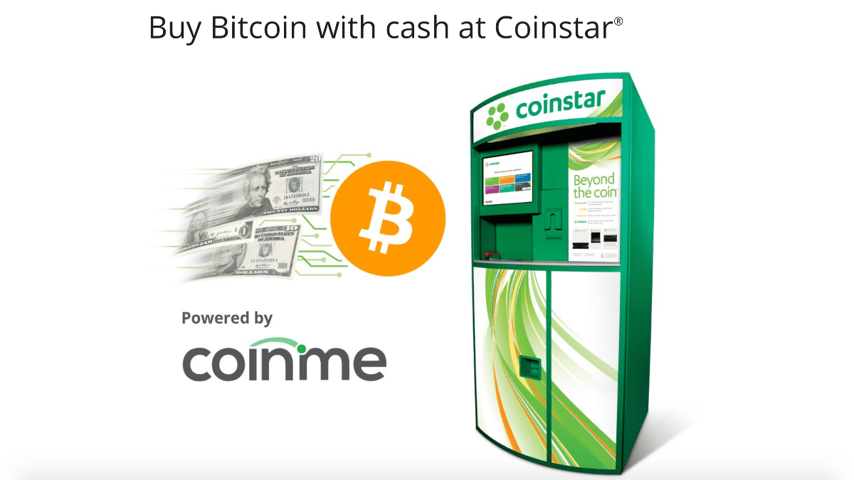 image of coinstar bitcoin machine