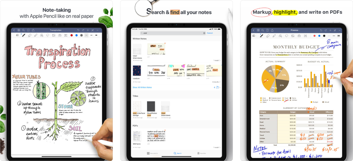 Goodnotes 5 is Out for $7.99