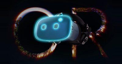 HTC Vive VR Headset Promo Shot