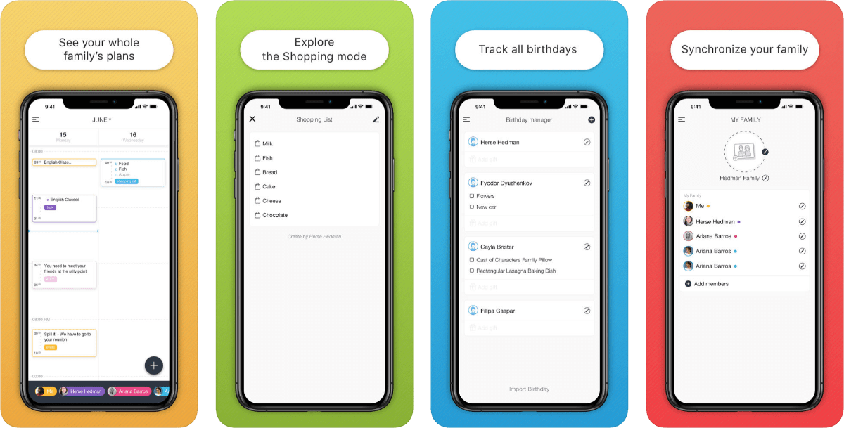 KeepSolid Launches Family Organizer App