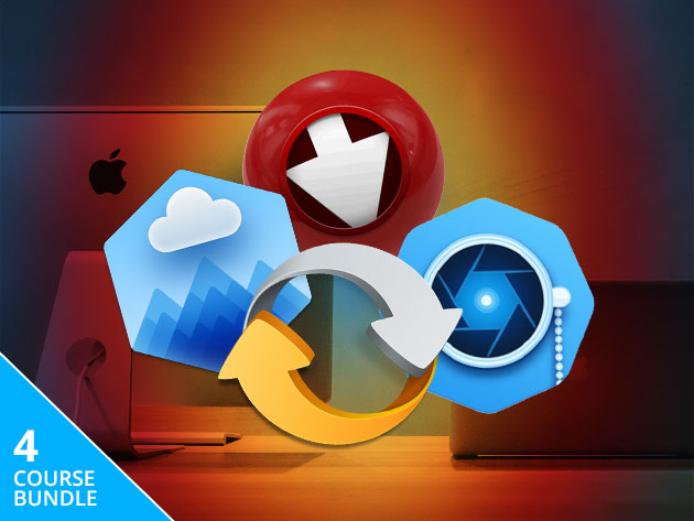 Seamlessly Manage Your Mac's Data and Supercharge Download Speeds with 4 Mac Apps: $14.99