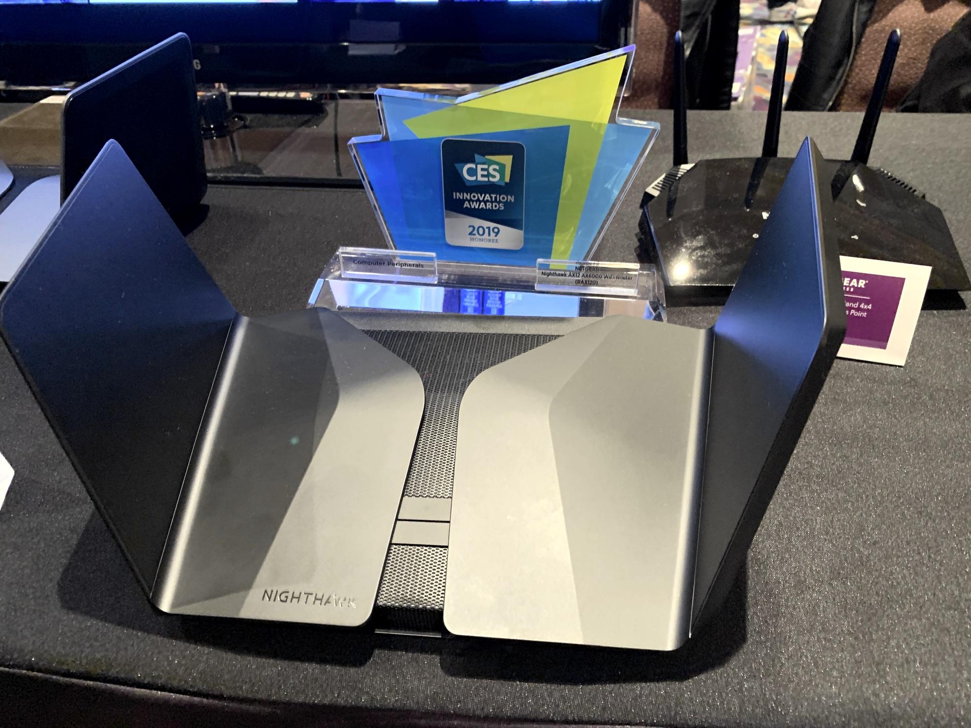 CES – Netgear's Nighthawk AX12 Brings Wi-Fi 6 and Enhancements to Wi-Fi 5
