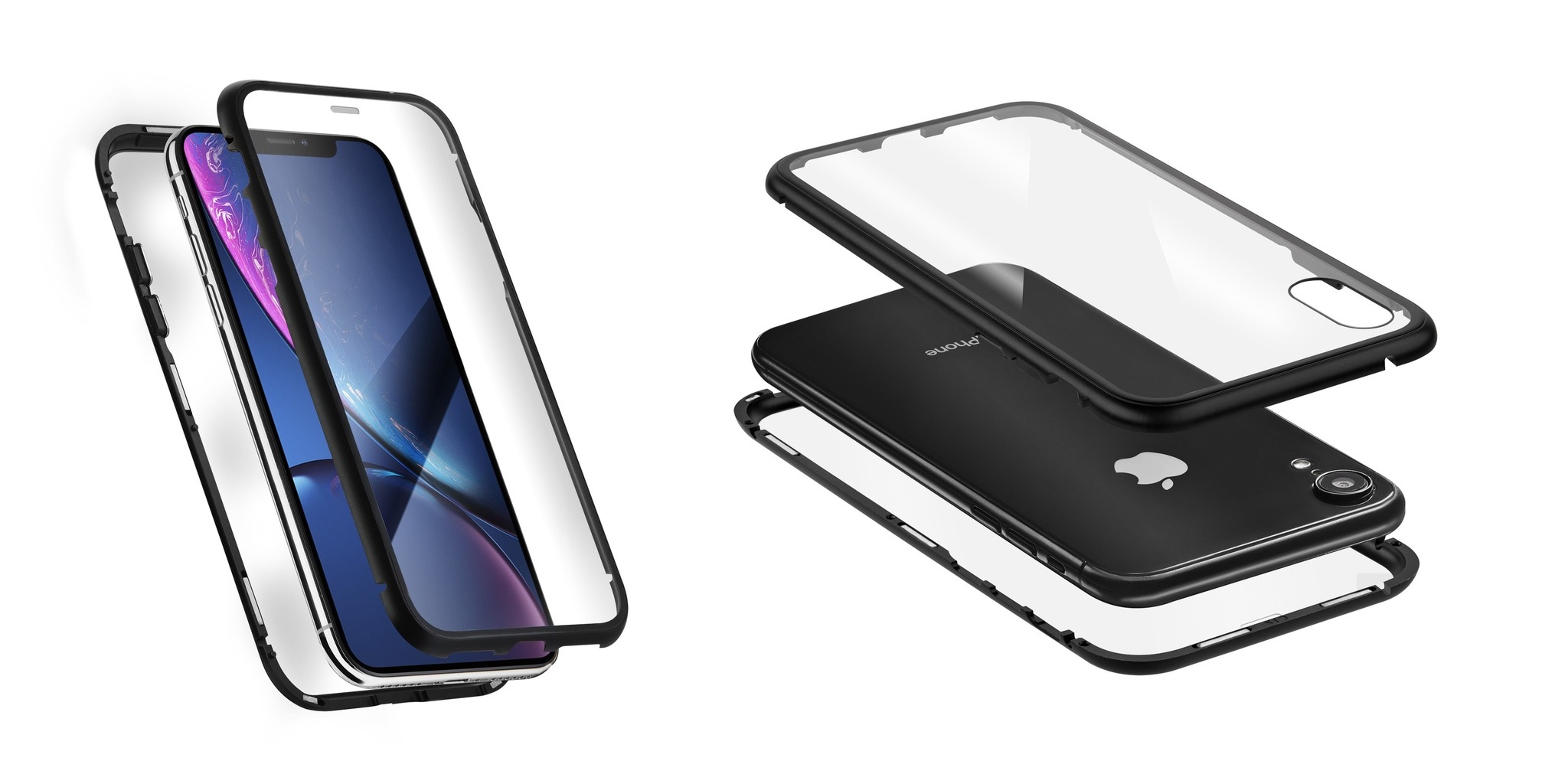 CES – QDOS Infinity Glass Encases your iPhone in Tempered Glass