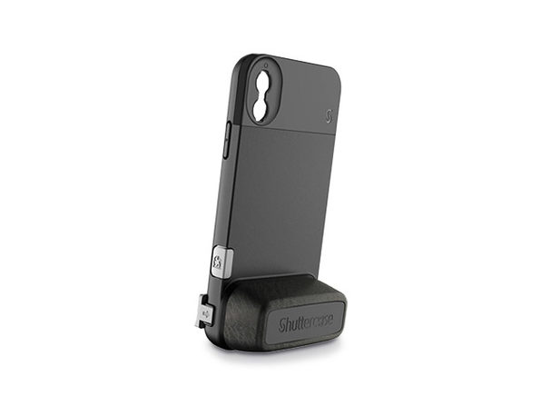 Hold Your iPhone Like a Camera with Shuttercase: $40.49