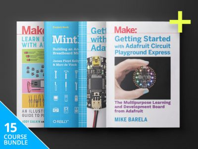 The Make Arduino Hacker Ebook Bundle