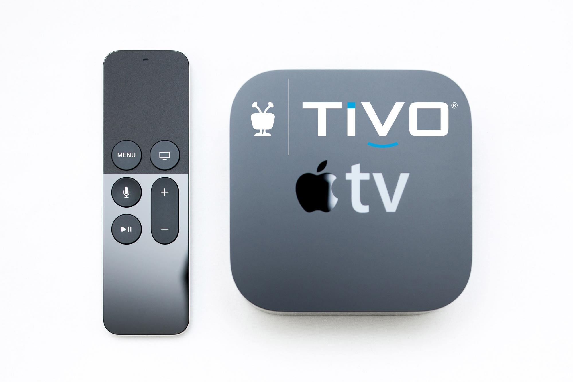 TiVo on Apple TV