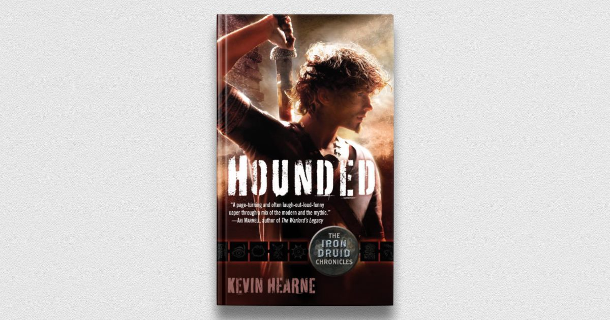 The Iron Druid Chronicles by Kevin Hearne