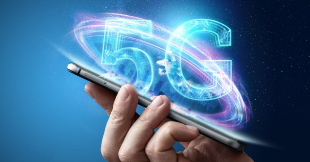 5G wireless and iPhone