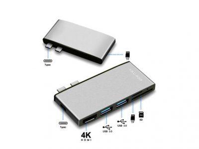 7-in-1 MacBook Pro USB-C Hub
