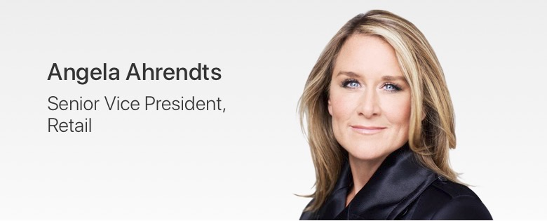 Angela Ahrendts' First Interview After Leaving Apple
