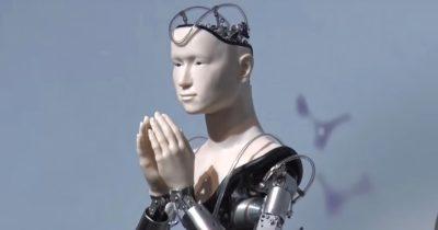 Buddist robot
