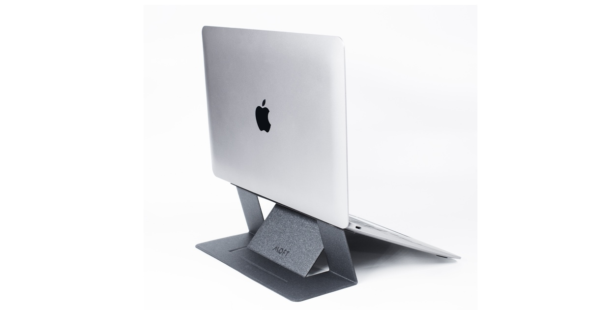 The MOFT 'Invisible' Laptop Stand