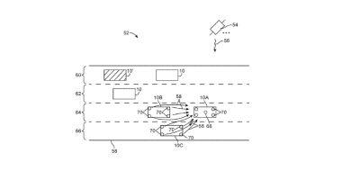 Project Titan Chip Patent