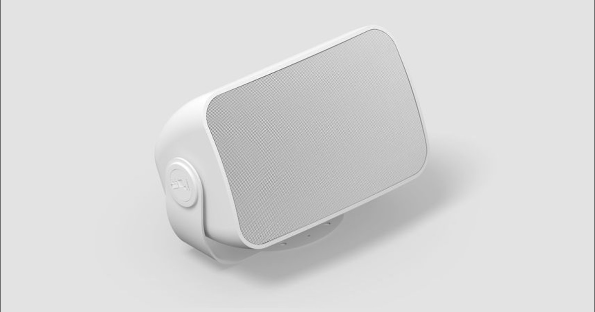Sonos Architectural by Sonance Outdoor Speakers with AirPlay