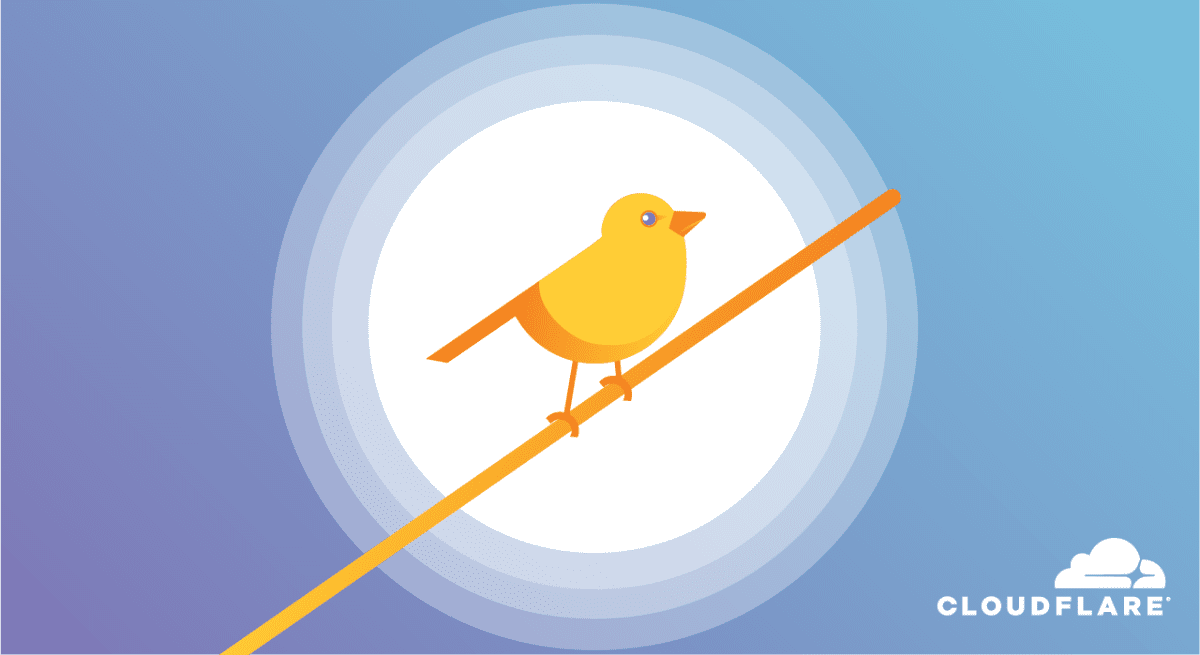 cloudflare warrant canary artwork