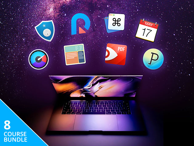 The Epic Mac Bundle Featuring Fantastical 2, PDF Expert, iStats Menu 6, More: $29.99