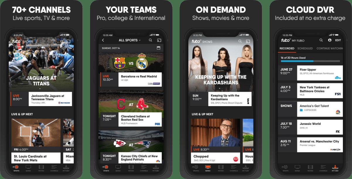 fubotv app