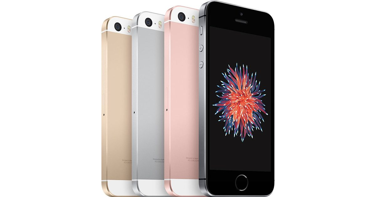 Image of iPhone se