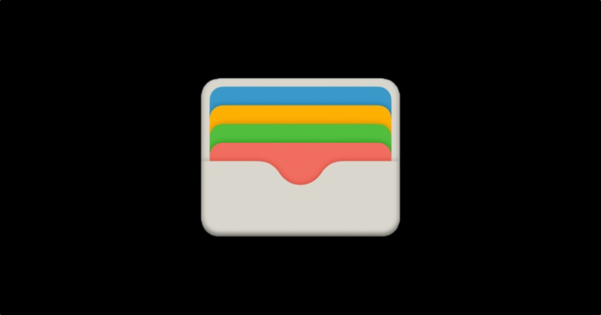 Apple wallet icon