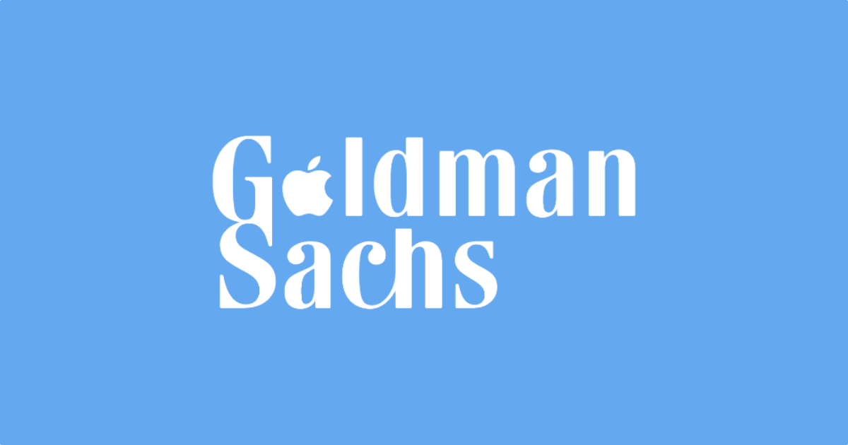 Apple and Goldman are the FinTech Power Couple