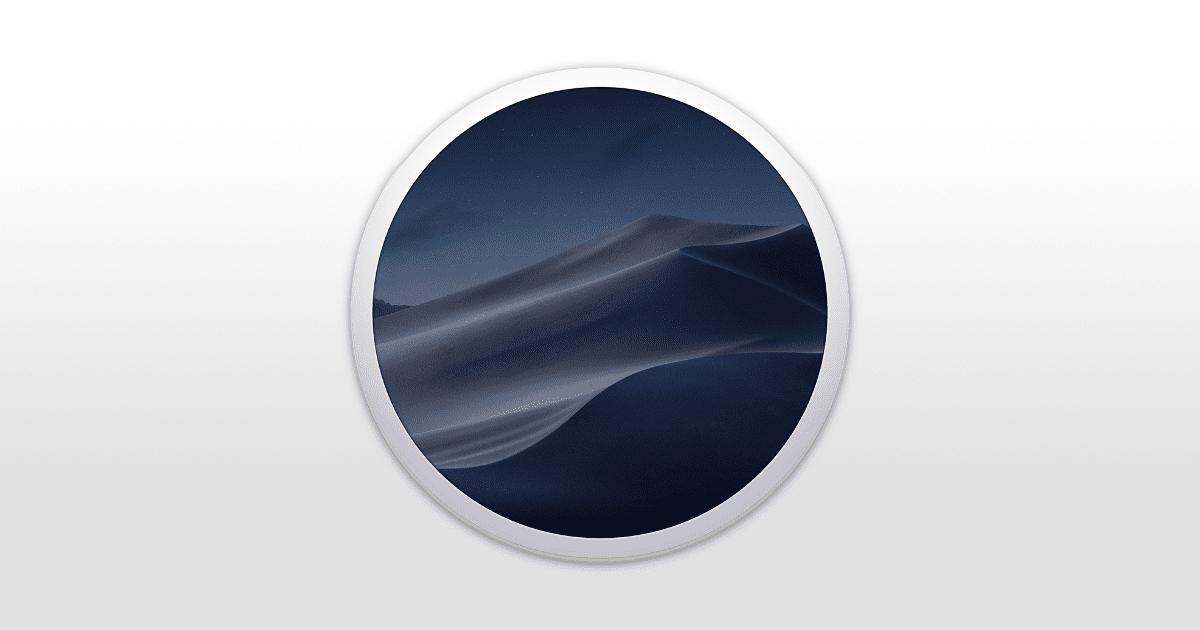 macOS Mojave image