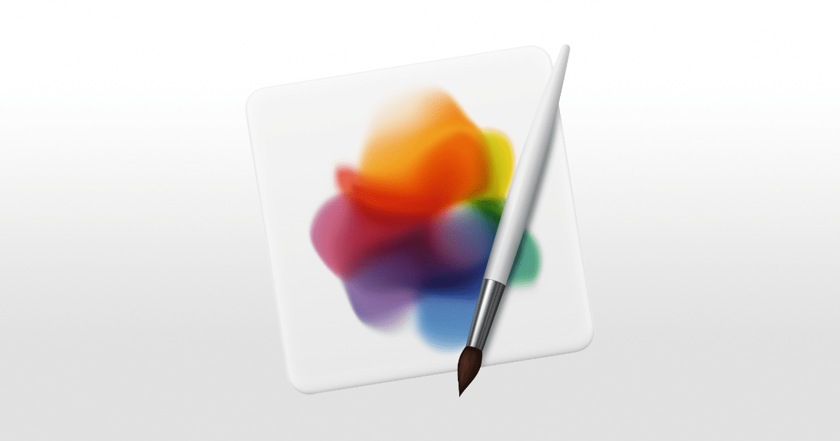 Pixelmator Pro 1.7 Update Adds Curved Text