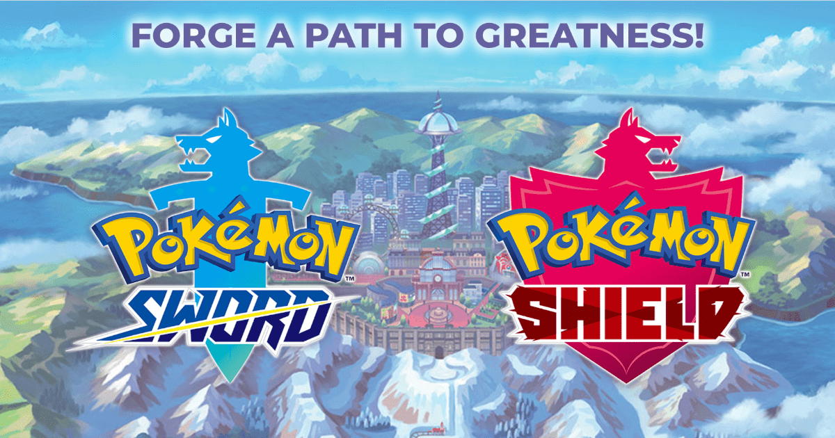 Pokemon Sword and Shield Will Bring Generation 8