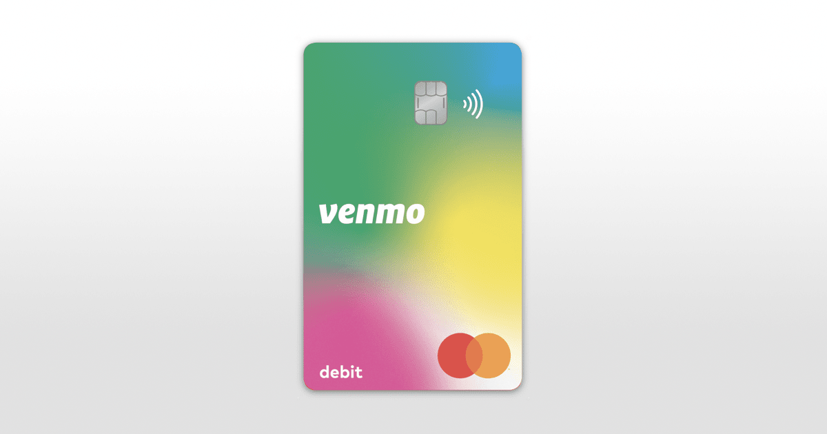 Show Your Pride With a Limited Edition Rainbow Venmo Card
