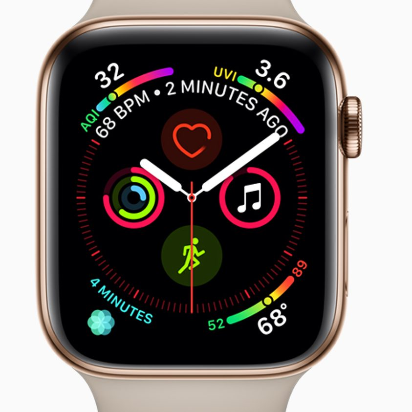 Image of Apple Watch series 4