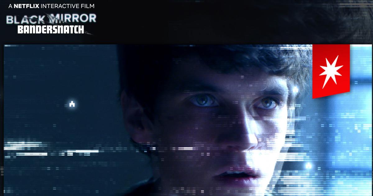 Bandersnatch-Ing Data from Interactive Netflix Show
