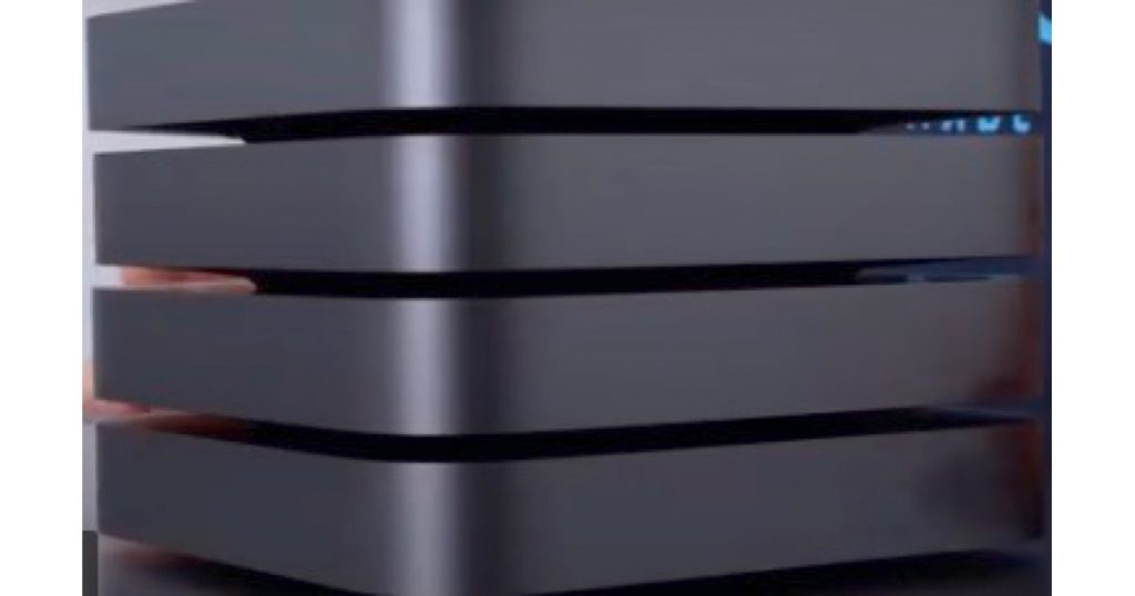 Concept video - modular Mac Pro