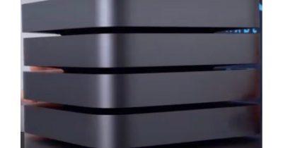 Concept video - modular Mac Pro