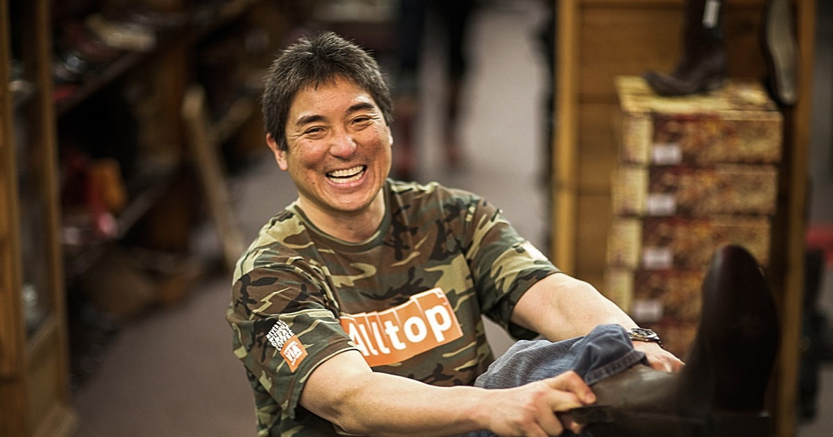 Guy Kawasaki: 'Customers can't tell you how to create a revolution'